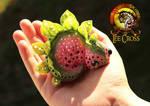 Baby Watermelon Stegosaurus Sold