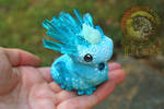 Sold, Real Baby Birthstone Dragon!