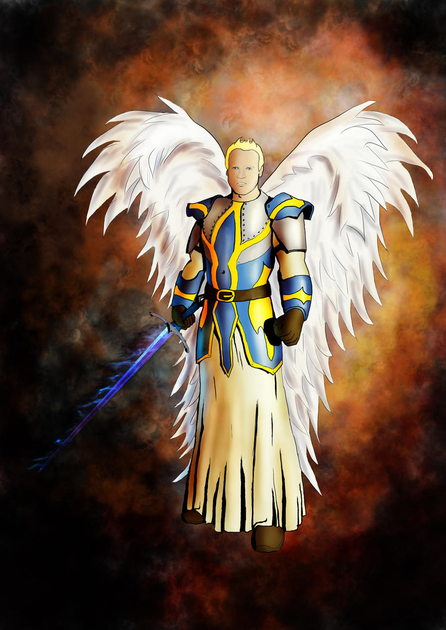 Archangel by Sarshka