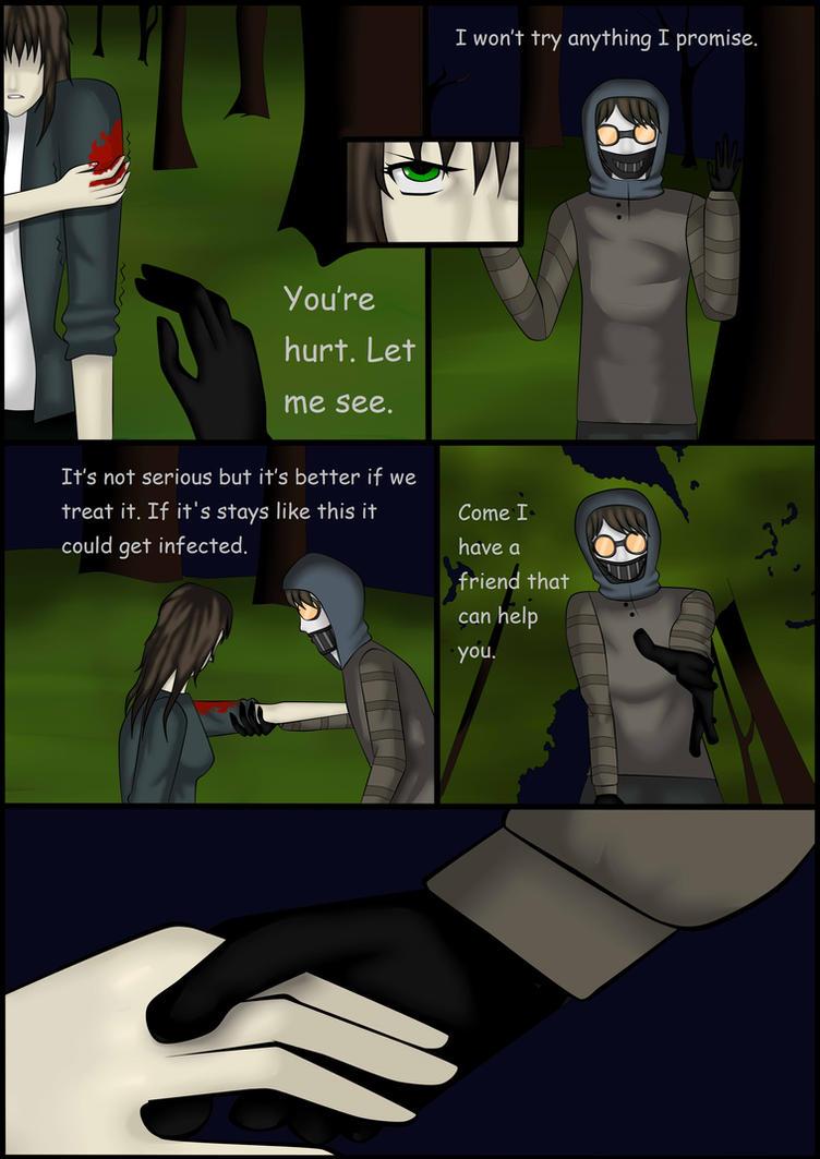 Creepypasta show page 31 by emeraldeye1993