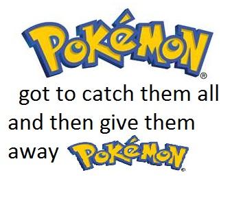 pokemon by lazerbot