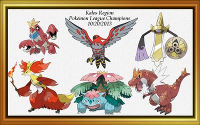 Pokemon Y Champions by ganon2