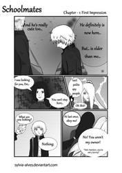 Schoolmates - Page 1 by Sylvia-Alves