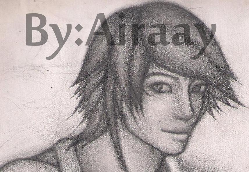 J-Js face -2010-2011 by AiraayArt