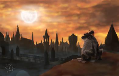 Keeper of the Bridge by Sofstar