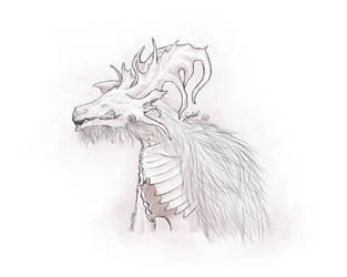Cleric Beast by Sofstar