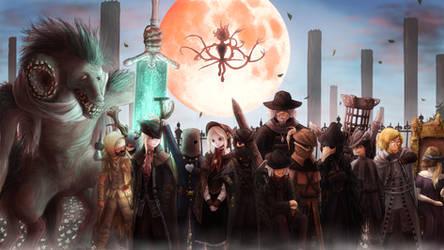 Bloodborne by Sofstar