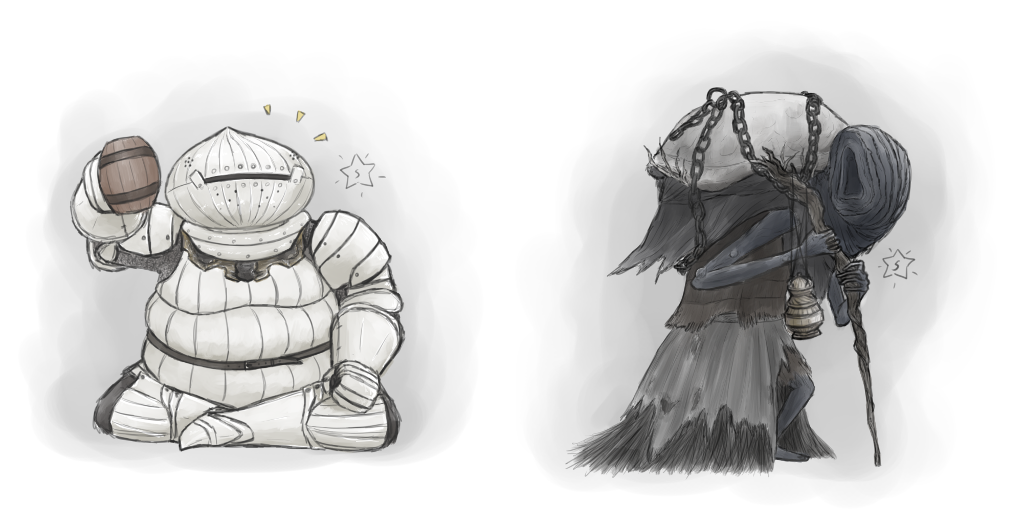 Siegward And Yoel By Sofstar On Deviantart Learn about london's past, present and future in this video. siegward and yoel by sofstar on deviantart