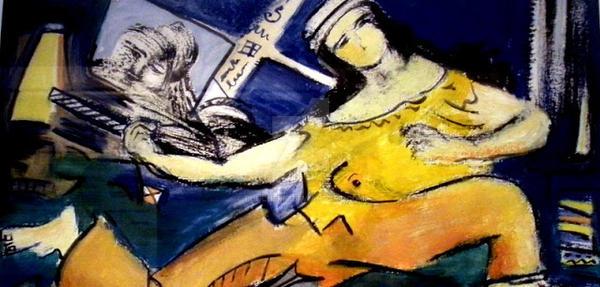 LA MESSAGERE by boucherif