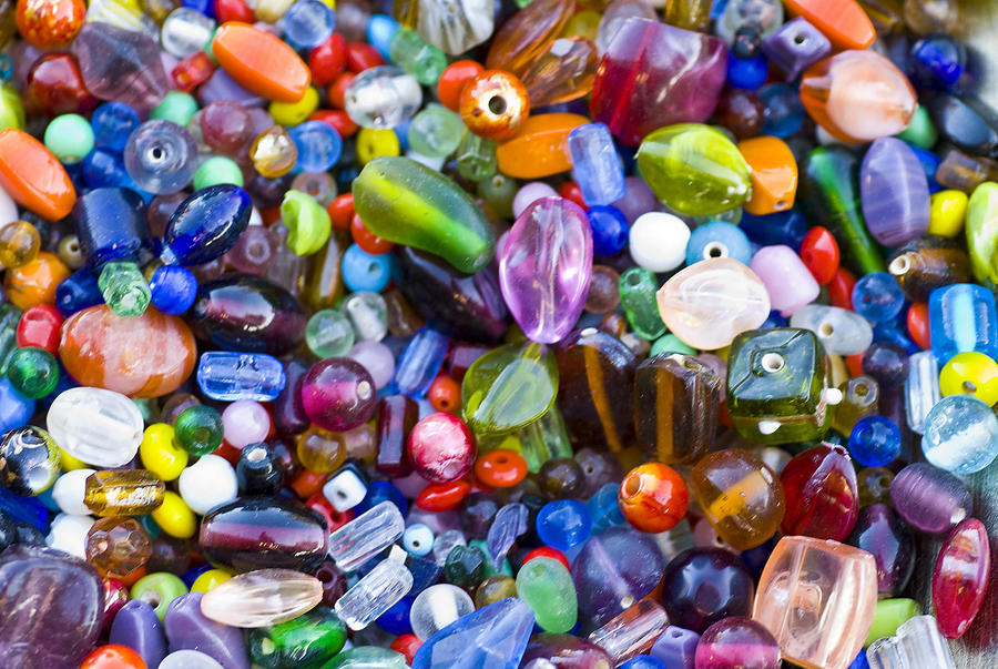 Glass Beads For Craft Work