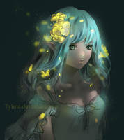 Fairy by Tyhna