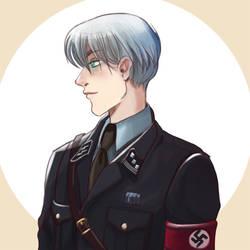 YOI WWII VIKTOR NAZI