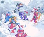 Secret Santa: Classic Snow Brawl, Winner Take All