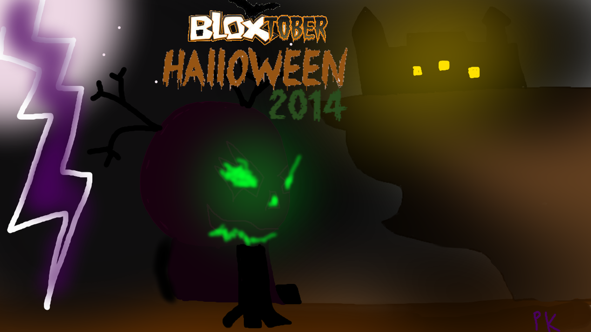 roblox halloween 2014 by pokemon5907