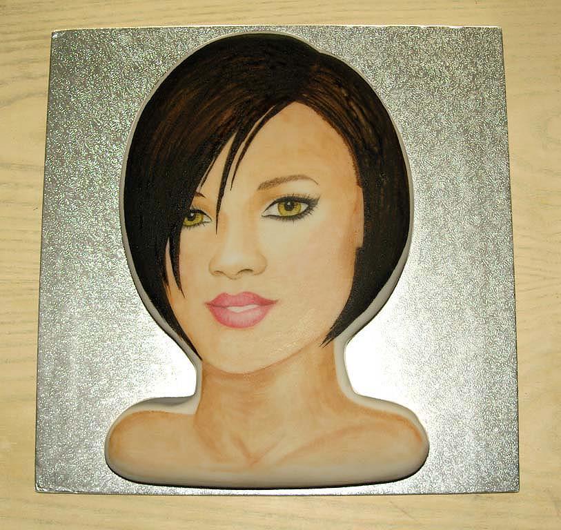 Rihanna Birthday Cake Snl Video