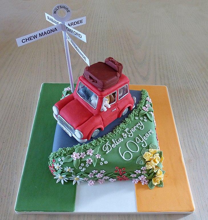 Car Cake Image Free Download : Car cake by KarenJerram on DeviantArt