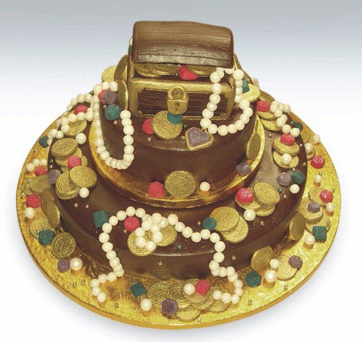 Treasure cake by KarenJerram