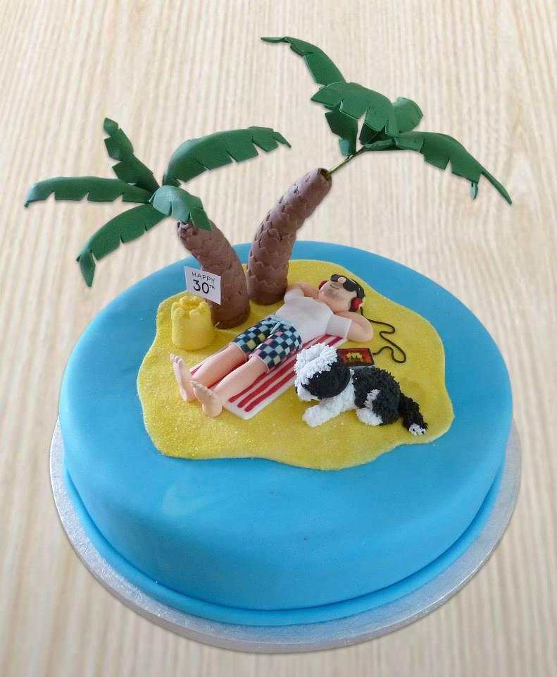 Pirate Birthday Cake Images