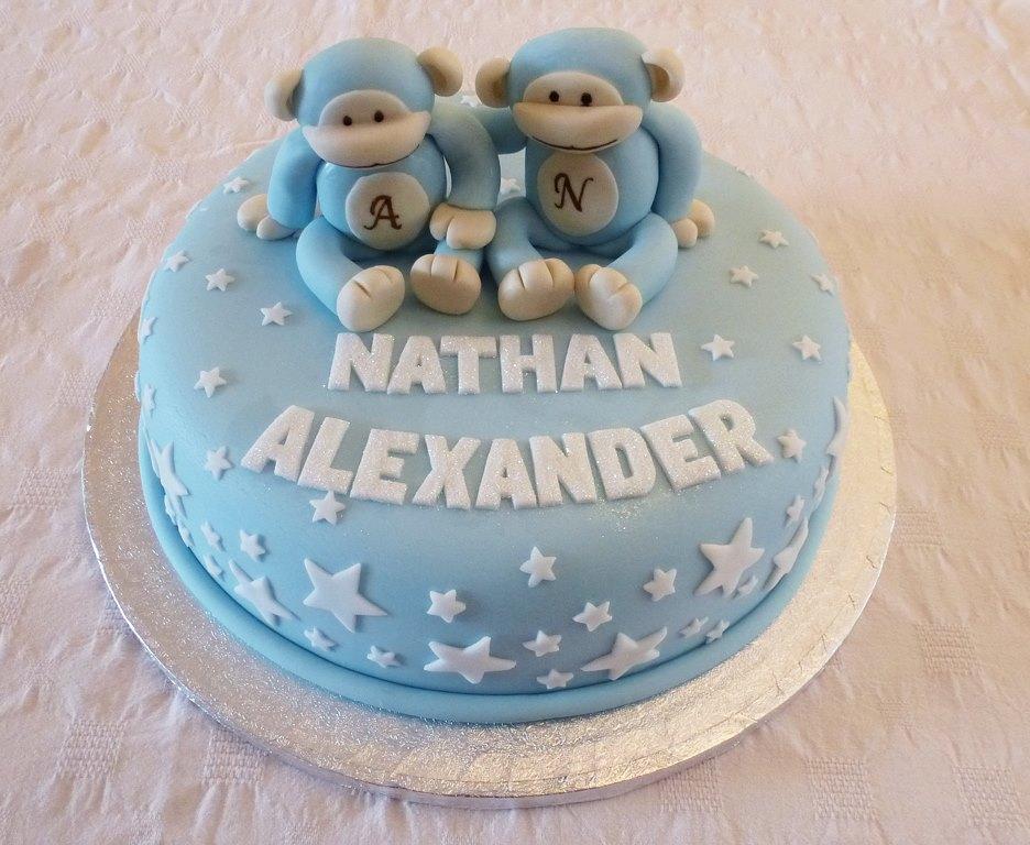 Birthday cake by KarenJerram