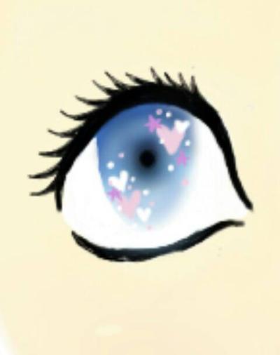 eyeball close up by Artloser636