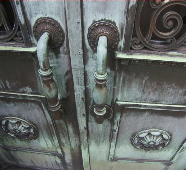 Mausoleum Doors by aurora-crow ... & Mausoleum Doors by aurora-crow on DeviantArt Pezcame.Com