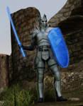 Sir Hannon Ki, Cyber-Knight