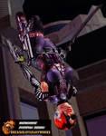Dystopian Tuesdays Cyber Assassin Leap