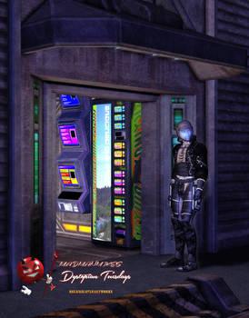 Dystopian Tuesdays Way Station
