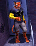 Mizzou Tigers by MADMANMIKE