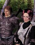 Ansen and Diane, RIFTS Adventurers