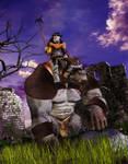 The Gugmug Riders of the Rorakk Plains