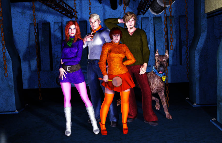 Scoob and the Gang