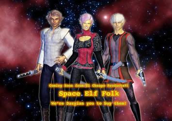 Space Elves Coming Soon