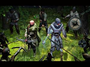 Elves In Combat