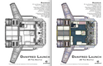 Danifred Launch Deck Plans Preview