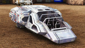 Korvadyne Fast Runabout