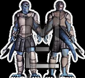 Ithklur Warrior