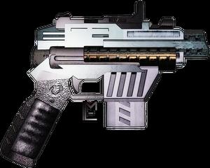 Automatic Pistol 01