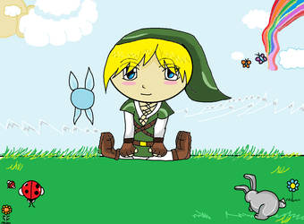 Link oh by Yuri4US