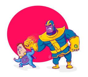 Cartuman Thanos