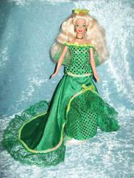 Green Ribbon by Barbiegirl06