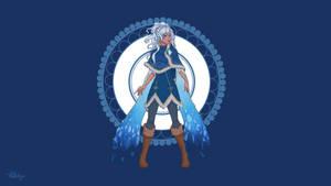 Freljord Taliyah - League of Legends by Hillekyo