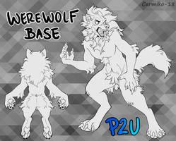Werewolf Base -$2.50 by Carmiko