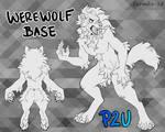 Werewolf Base -$4