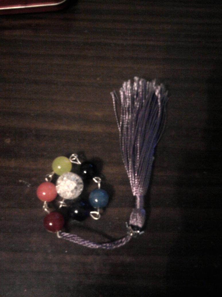 Chakra beads by sellimyuna