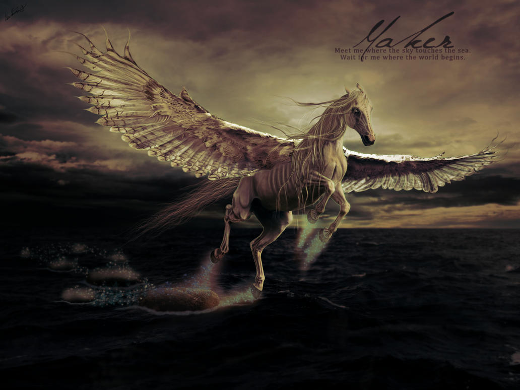 Meet Your Maker by LakotaWindsEquine