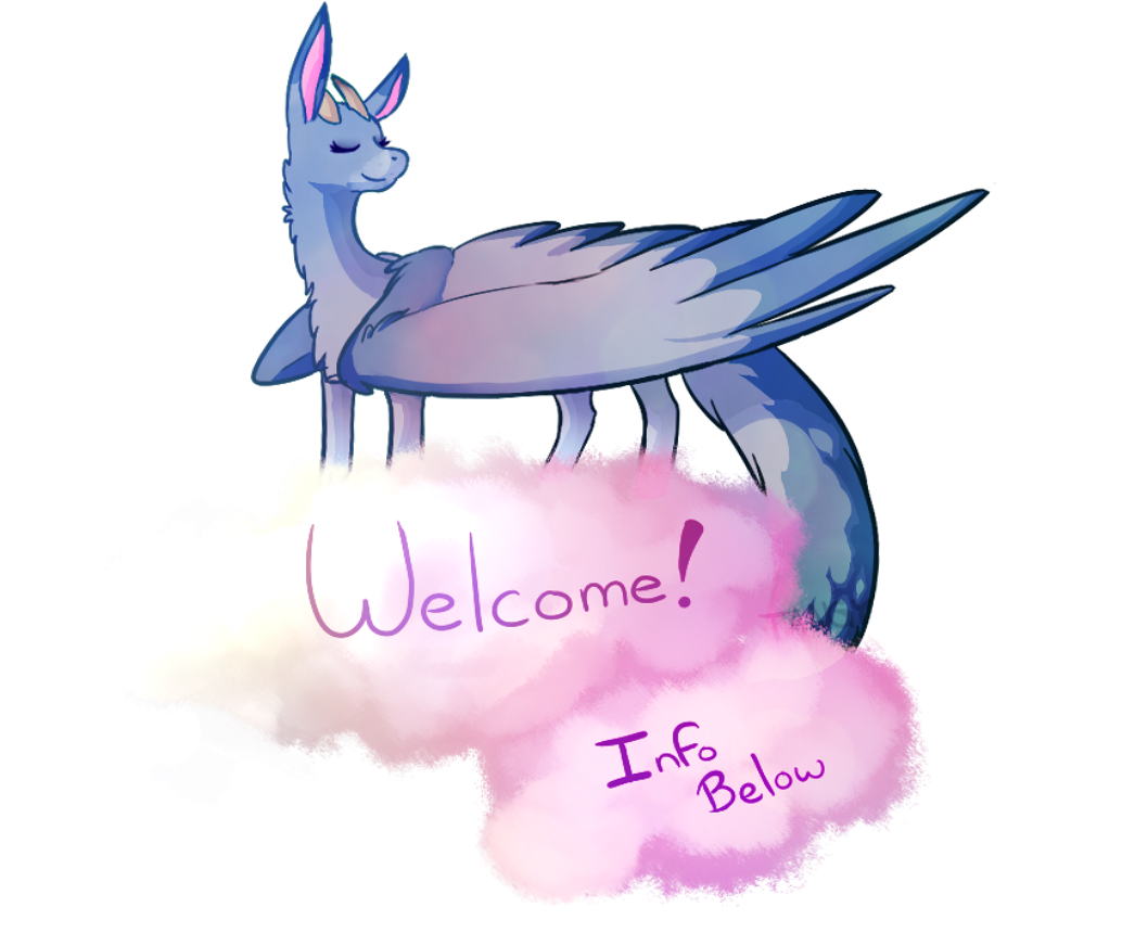 Welcome Banner (PERSONAL USE ONLY) by Tangyowl