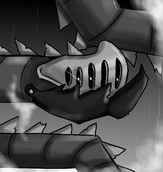 Abyssal Worm of the IRON SIDES