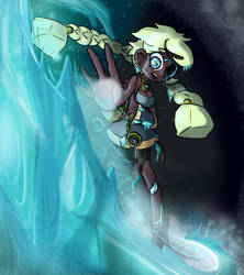 I'sha: The Frost Queen