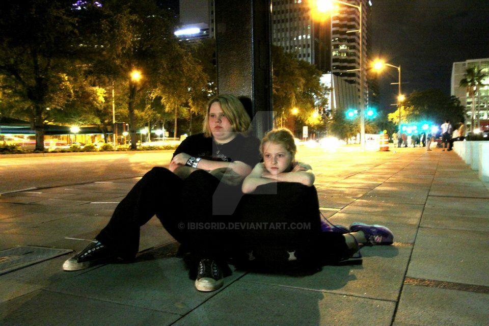Lost kids by Ibisgrid